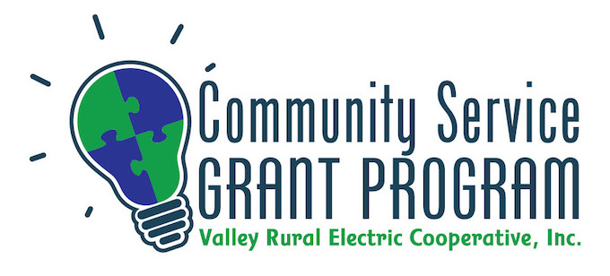 Community Service Grant Program logo